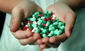antibiotic pills